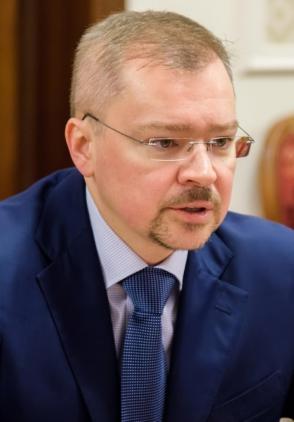 Выступление А.Ю. Чайки на XI Ассамблее МКПП 15 сентября 2017, г. Минск
